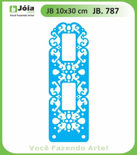 Stencil JB 787