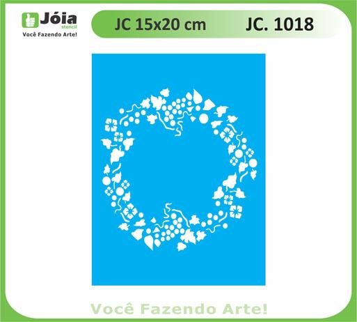 stencil JC 1018