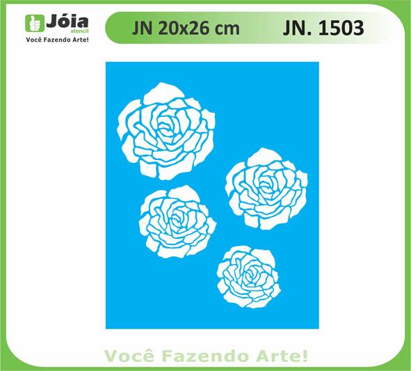 Stencil JN 1503