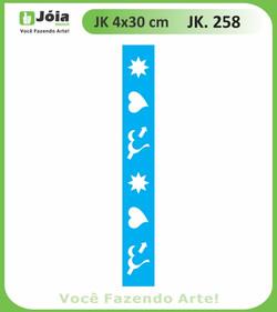 Stencil JK 258