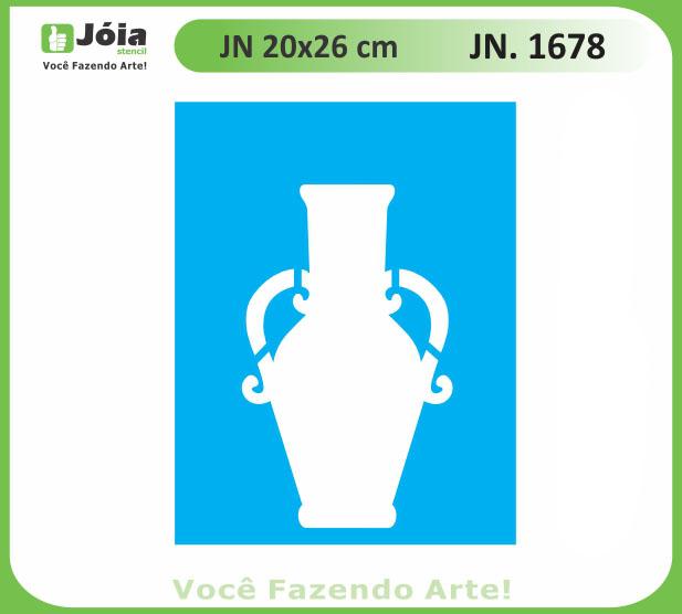 Stencil JN 1678
