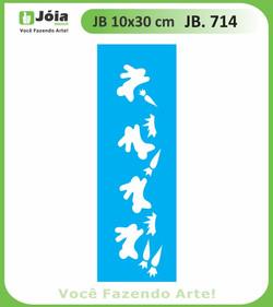 Stencil JB 714