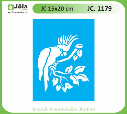 stencil JC 1179