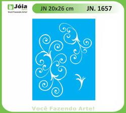 Stencil JN 1657