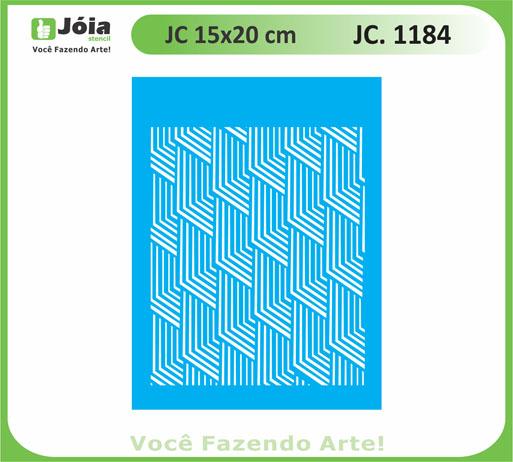 stencil JC 1184