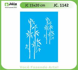 stencil JC 1142