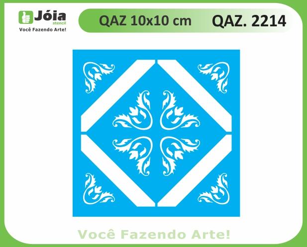 Stencil QAZ 2214