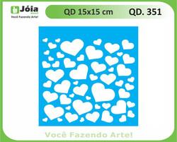 stencil QD 351