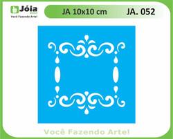 stencil JA 052