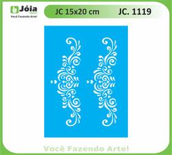 stencil JC 1119