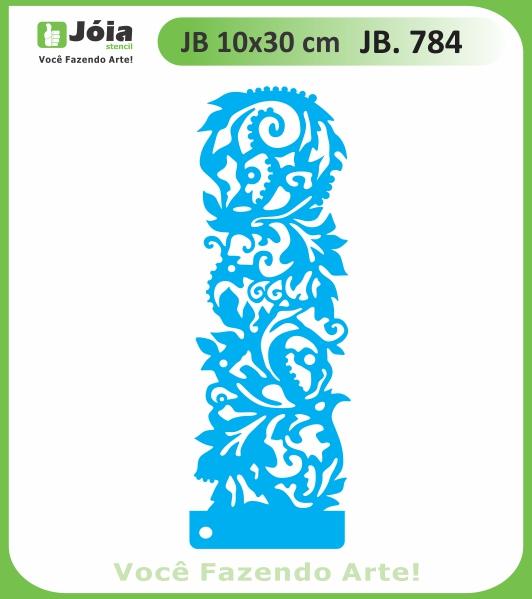 Stencil JB 784