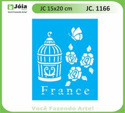 stencil JC 1166