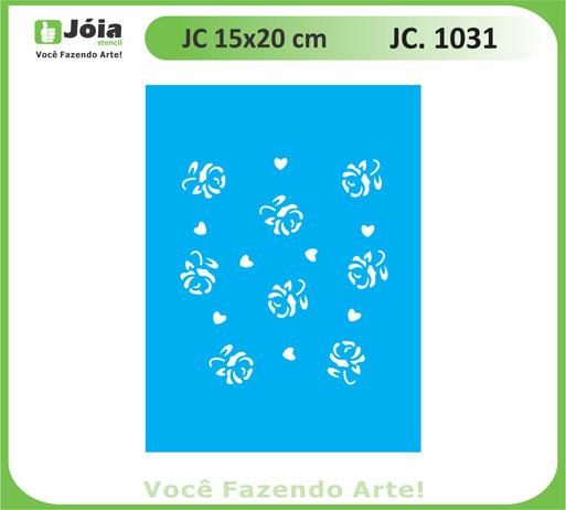 stencil JC 1031
