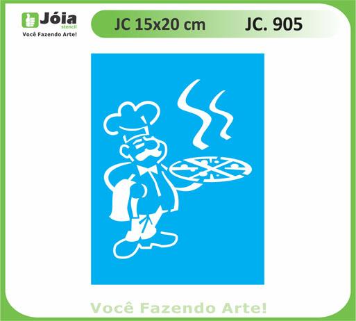 stencil JC 905