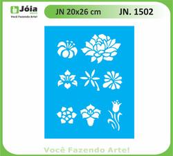Stencil JN 1502