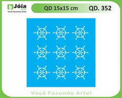 stencil QD 352