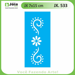 Stencil JX 533
