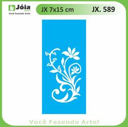 Stencil JX 589