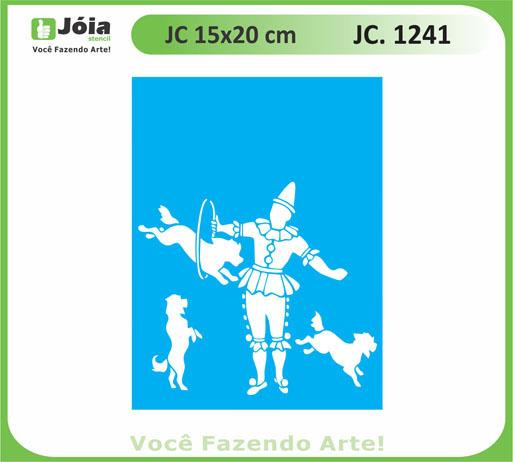 stencil JC 1241