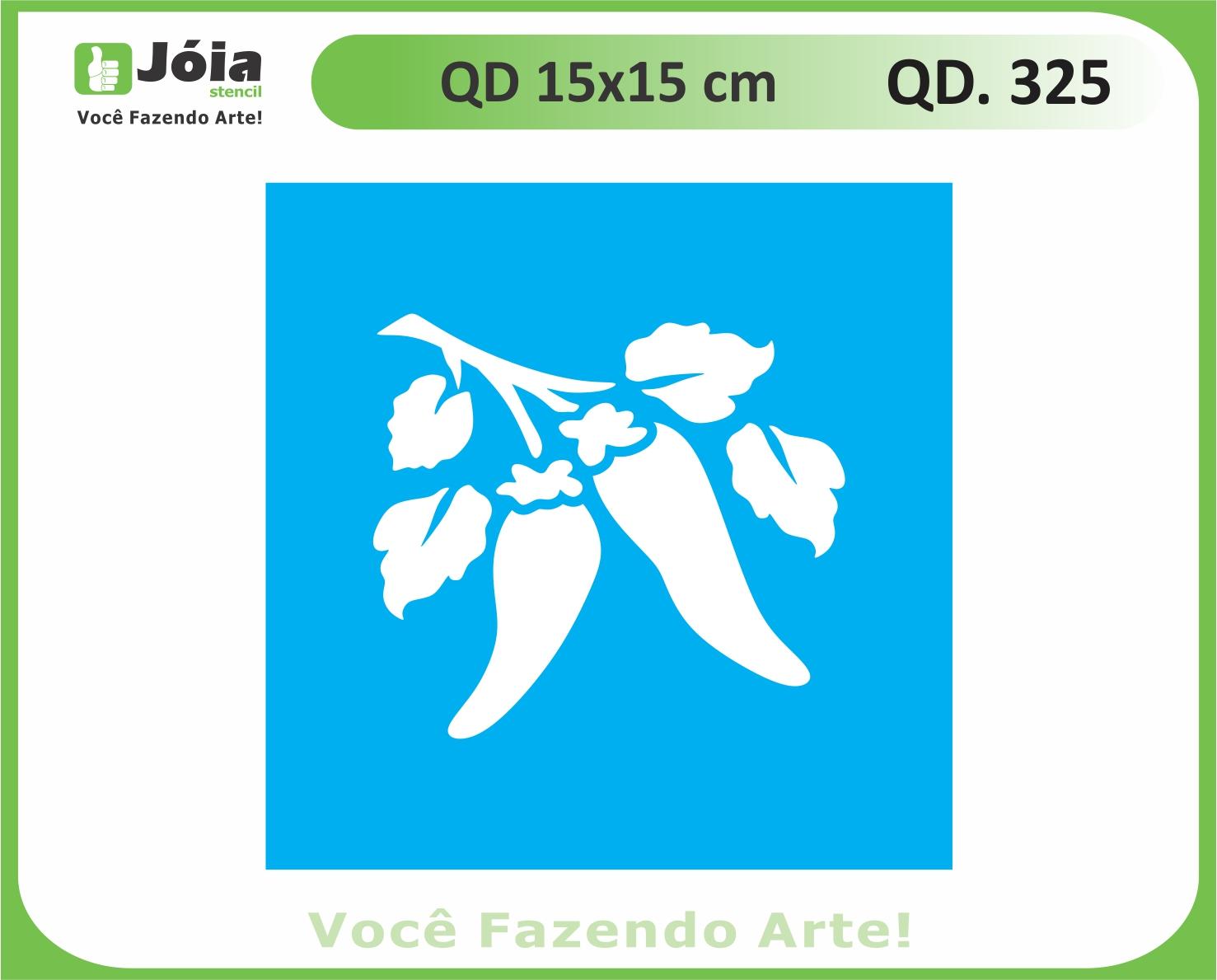 stencil QD 325