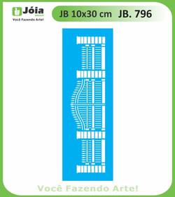 Stencil JB 796