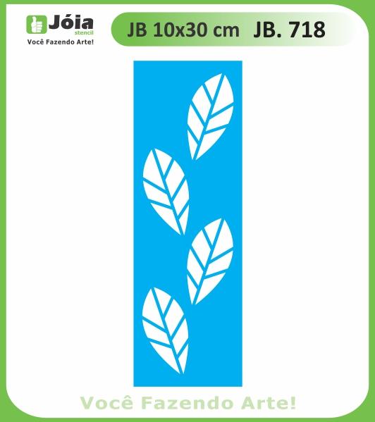 Stencil JB 718