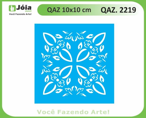 Stencil QAZ 2219