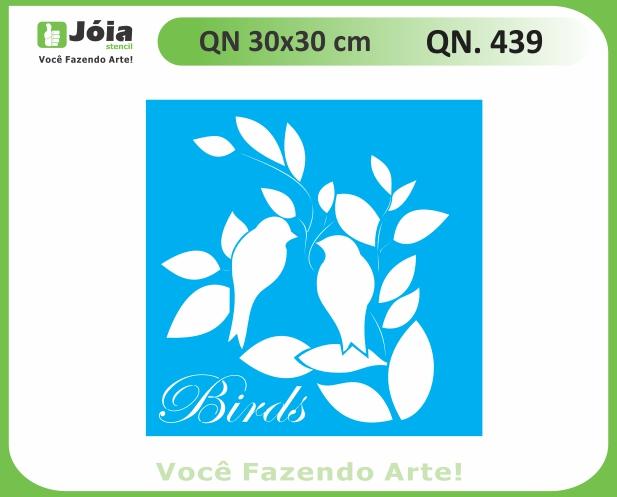 Stencil QN 439
