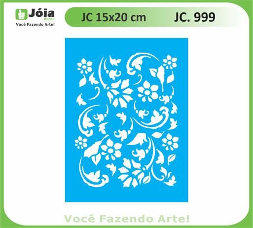 stencil JC 999