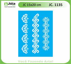 stencil JC 1135