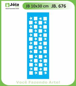 Stencil JB 676