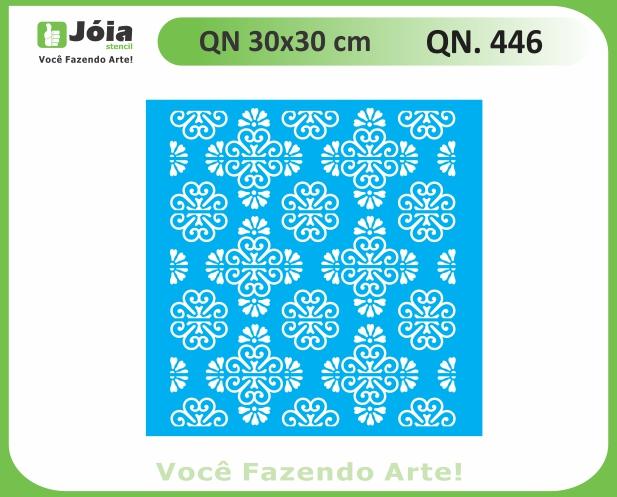 Stencil QN 446