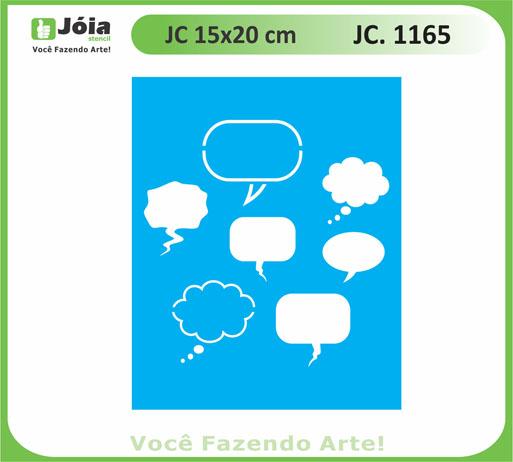 stencil JC 1165