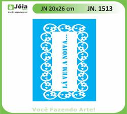 Stencil JN 1513
