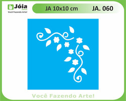 stencil JA 060
