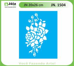 Stencil JN 1504