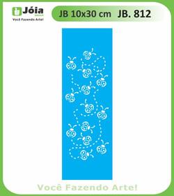 Stencil JB 812