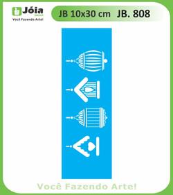 Stencil JB 808
