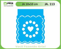 stencil JA 113