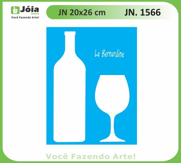 Stencil JN 1566