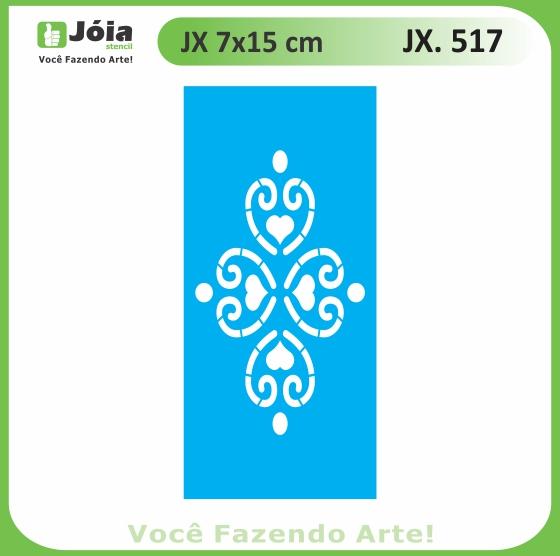 Stencil JX 517