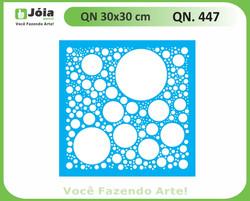 Stencil QN 447