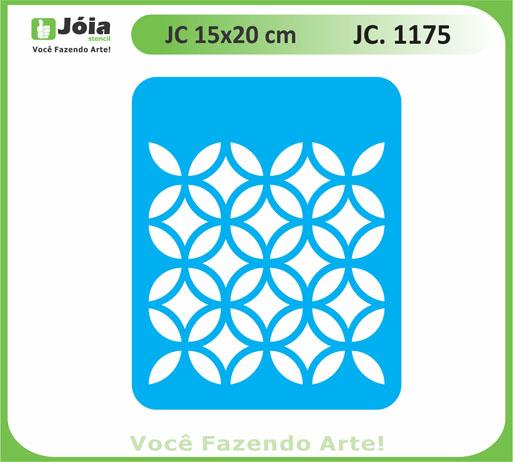 stencil JC 1175