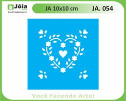 stencil JA 054