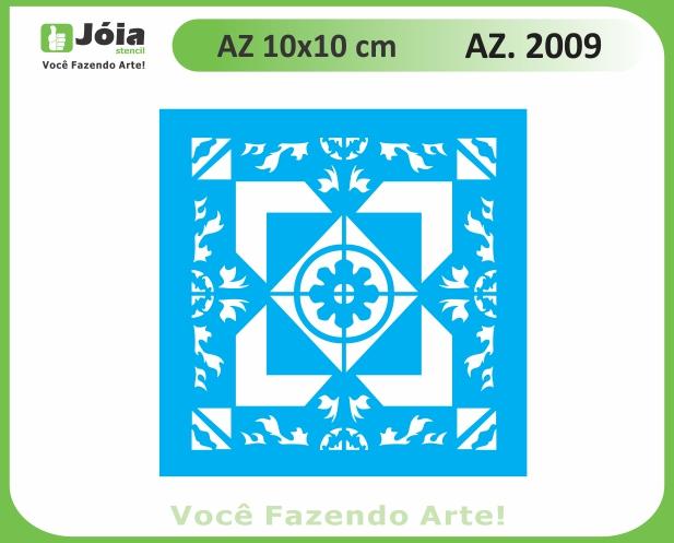 Stencil AZ 2009