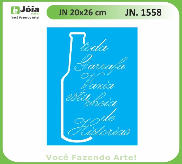 Stencil JN 1558
