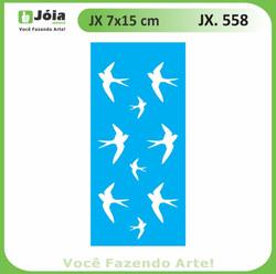 Stencil JX 558