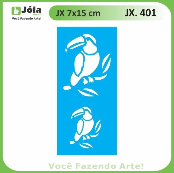 Stencil JX 401