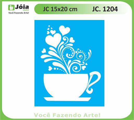 stencil JC 1204