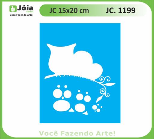 stencil JC 1199